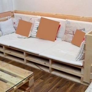 Painel de madeira para sala