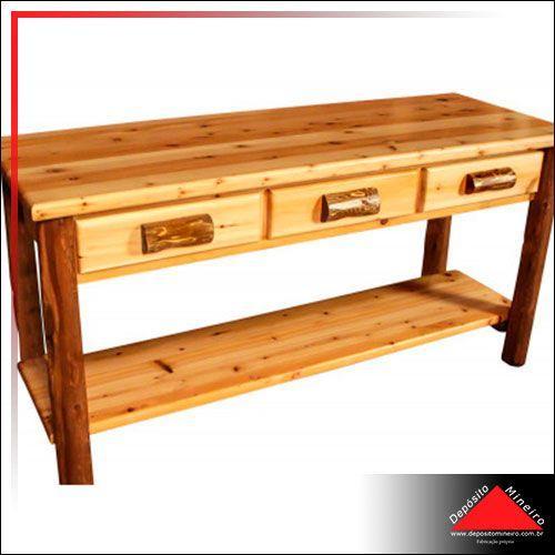 Samaria de madeira